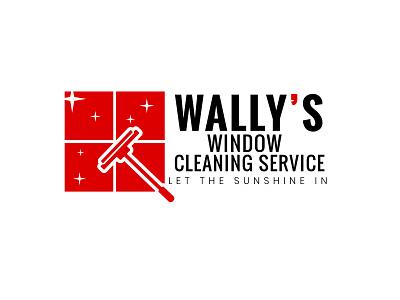 wallys logo design branding minimal vector graphicdesign illustration logo design
