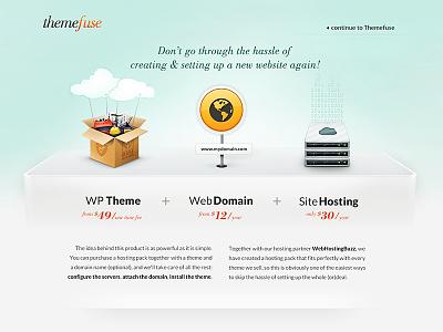 Promo Complete Pack wordpress promo podium hosting