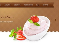 Cafe Lounge Homepage