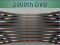 2000th DVD