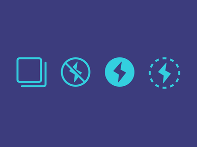 Icons Fiken App flash photograhy android ios fiken icons