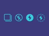 Icons Fiken App