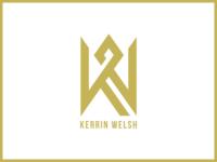 Kerrin Welsh DJ Logo