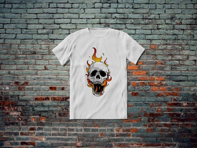 Skull t shirt design skull tshirt skull minimal design illustration tshirt art tshirt designer tshirt design tshirtdesign tshirts t-shirt