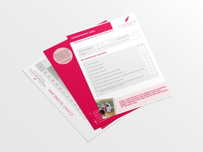 Strathmore Wills & Estate Appointment Collateral estate wills leaflet design leaflets leaflet print design print graphic design designs design branding design branding brand identity brand design brand