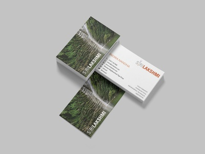 Sirilakshmi Business Cards yoga business card design business cards business card businesscard print design print graphic design designs design branding design branding brand identity brand design brand