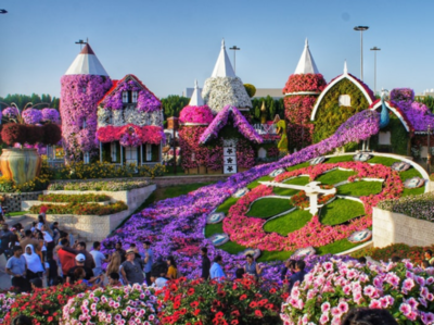 Most Beautiful Gardens In Dubai | Parklane Car Rental
