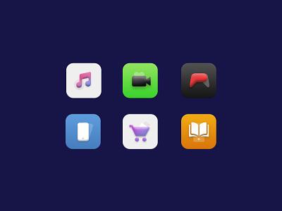 Icon Design : Harmony Icons iconography icon designer icon pack logo mark ios app icon icon app icon set harmony icon design