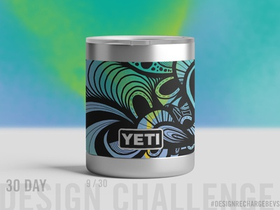 Proposed custom YETI design 9/30