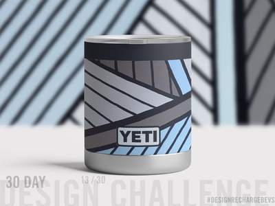 Proposed custom YETI design 13/30