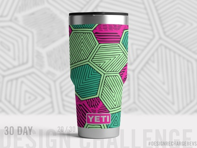 Proposed custom YETI design 20/30