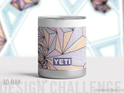 Proposed custom YETI design 21/30