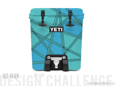 Proposed custom YETI design 25/30 abstract line art packaging mockup lineart graffiti geometric illustration op art geometric branding drawing urban art textile design design art licensing surface design abstract art packaging design illustration pattern pattern design