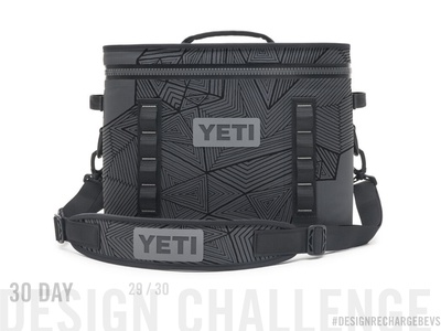Proposed custom YETI design 29/30
