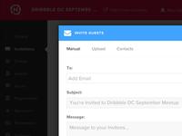 Updated Invitations Module