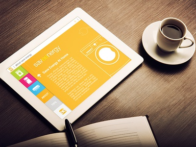 SAVE ENERGY | mobile app save application android mobile app apple i phone iphone mockup