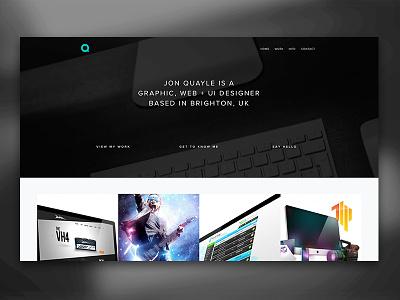 New Website website design development html css photoshop graphic design portfolio