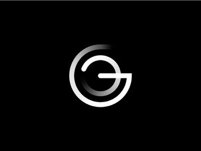 Going in Circles corporate system icon brand typography modular mark logo
