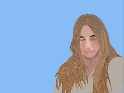 cony madam vector illustration