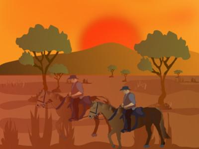 Adventure Illustration cartoon illustration design illustration cartoon art