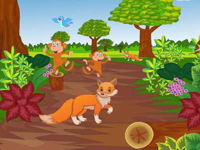 Animal Book Illustration cartoon branding cartoon illustration illustration cartoon art