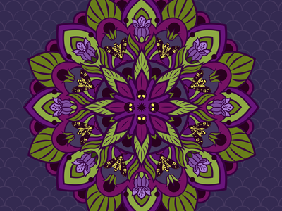 Belladonna Tapestry