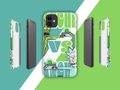 Mockup Phone Ad | Sanchez vs Sanchez Design illustration concept art branding minimal design mockup psd advertising advert cartooning phone mockup design mockup