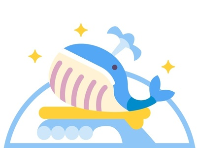 Whale character design flatimage character vector art vector flat image colorful art cute illustrator cartoon illustration flat