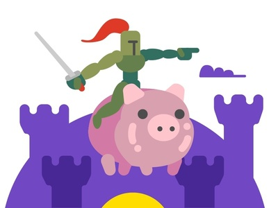 Guard characterdesign flatimage character vector art vector flat image colorful art vectorart cute illustrator cartoon illustration flat