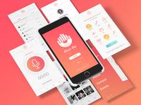 Music Box - App Design