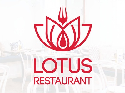 Lotus Restaurant - Concept and Branding