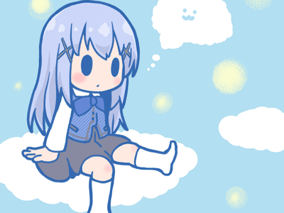 Above Us Only Sky gochiusa