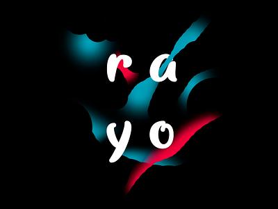 RaYo project illustration design logo