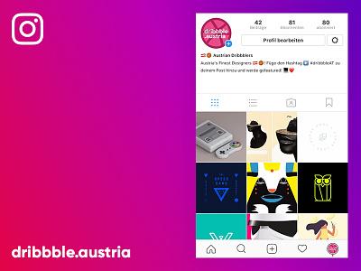 Go Follow 🏀🇦🇹 @dribbble.austria on Instagram dribbble.at community social ig instagram vienna linz salzburg graz wien österreich austria