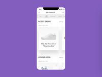 Sneaker Release App 👟