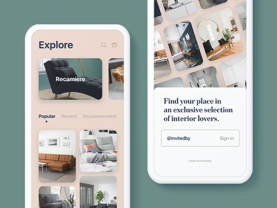 Interior App Design interior architecture design ux material pinterest card ui austria apple design app design app interior design interiors interior