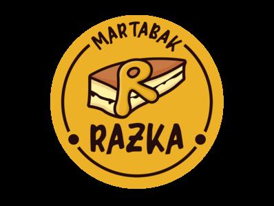 Indonesian Pancake/Martabak Logo Branding logodesign martabak indonesianpancake logobranding vector branding logo digitalillustration design digital illustration illustration