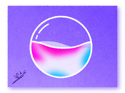 Marble & fluid
