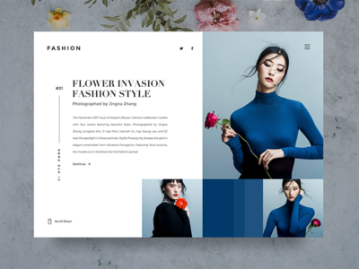 Fashion Web UI ♦ Experimental Work