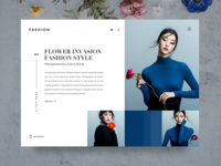 Fashion Web UI ♦ Experimental Work