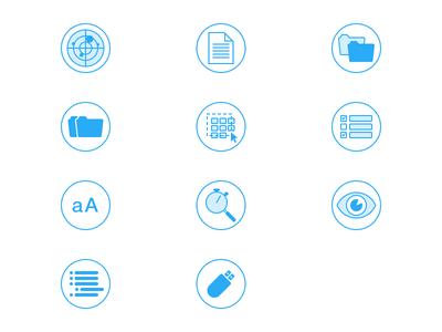 Duplicates Expert Icons