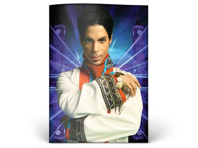 Prince 21 Nights In London Tourbook