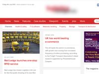 Magazine / news website