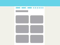 generic web layout