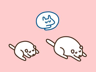 doggo doodles cartoon cute animals hand drawn logo simple illustration illustration puppies dogs dog pet pets