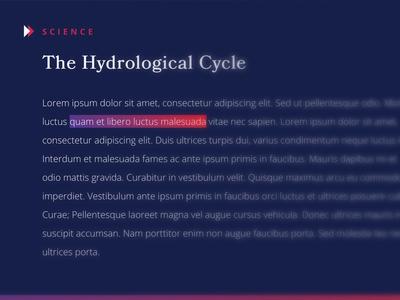 Gradient Selection development front-end focus lab gradient code js css html