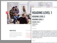 Focus Lab - HTML Elements