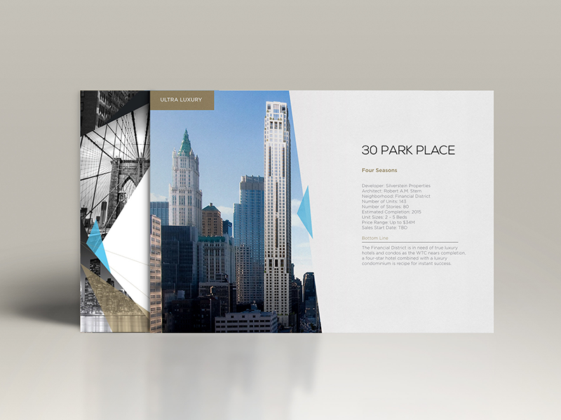 Real Estate Brochure Design For Jgr Property Group By