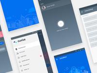 Gopilot Mobile UI
