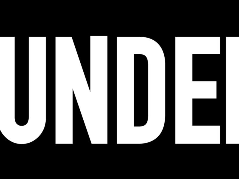 Underground Atlanta Logo Type